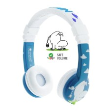 BuddyPhones Foldable Moomin Μπλε