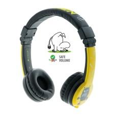 BuddyPhones Foldable Moomin Κίτρινο