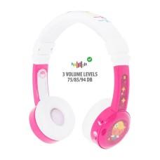 BuddyPhones InFlight Ροζ